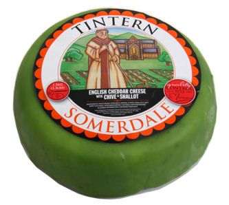 Tintern Cheese from Monmouthshire