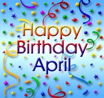 17 Best images about April Showers Bring My Birthday! on ...