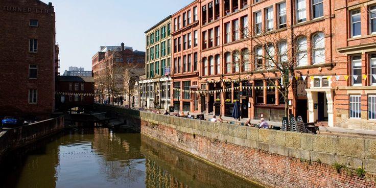 City Center - Manchester - UNITED KINGDOM