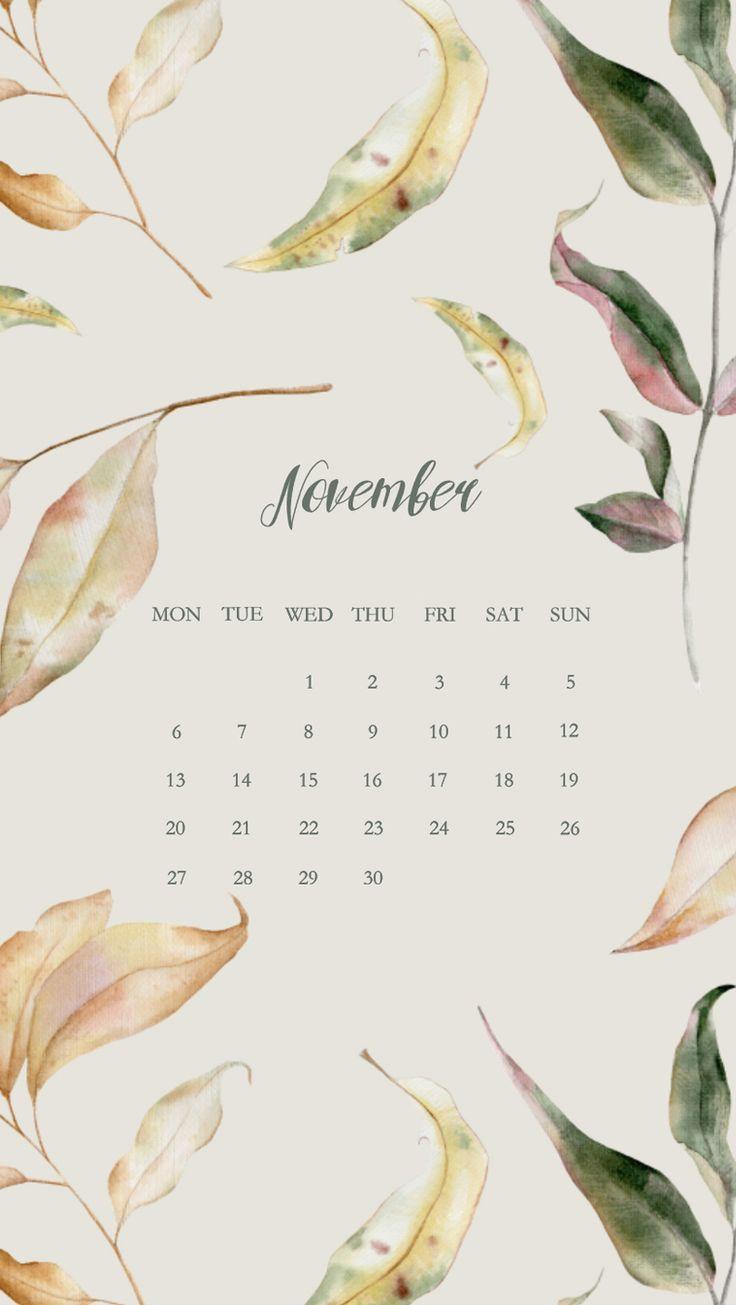 Downloads: November Wallpapers - Simple + Beyond