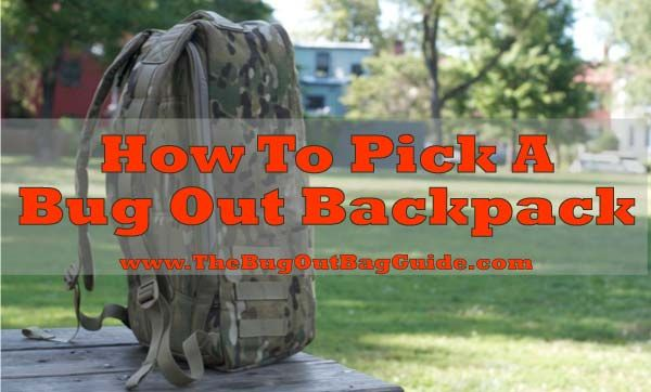 We look at what factors make the best Bug Out Bag Backpack for YOUR survival situation including comfort and fit, accessibility, and best bag features.