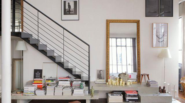 17 meilleures id es propos de escalier en beton sur pinterest escalier ext rieur b ton. Black Bedroom Furniture Sets. Home Design Ideas