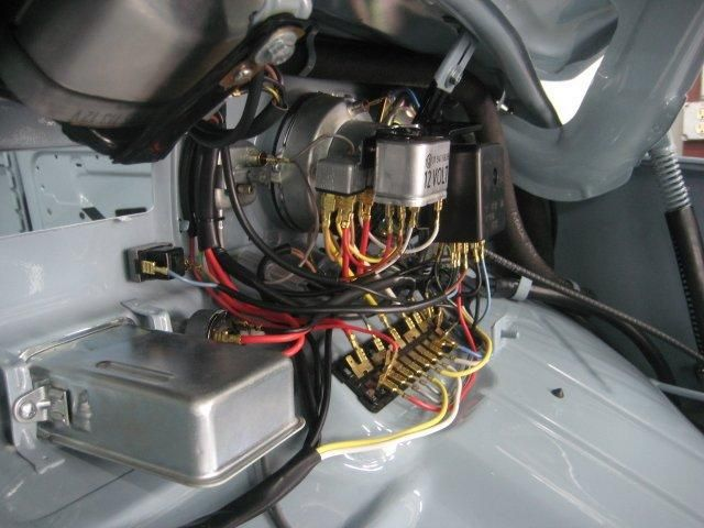 28325c319d57e186d210643d530ffe5e beetle bug vw beetles 1174 best carocha images on pinterest vw beetles, old cars and 74 VW Beetle Wiring Diagram at soozxer.org