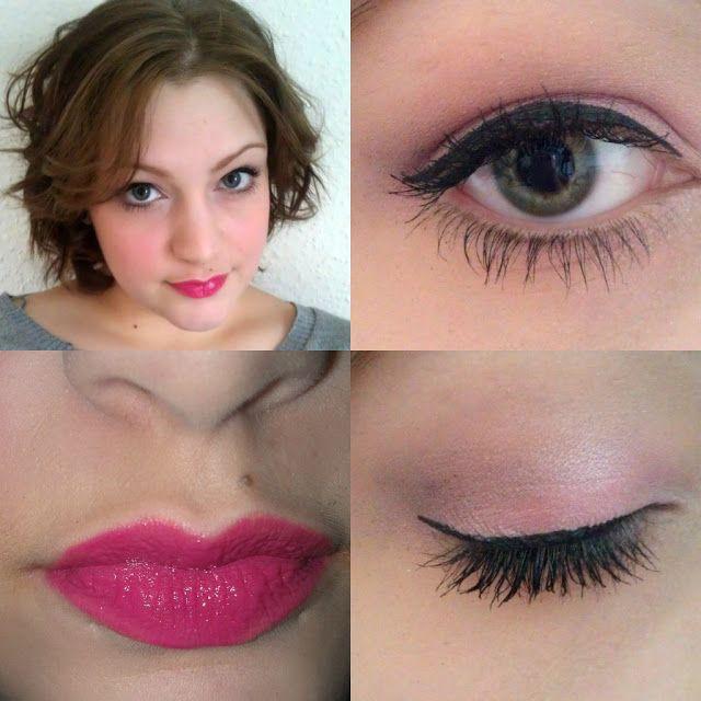 blair waldorf makeup tutorial