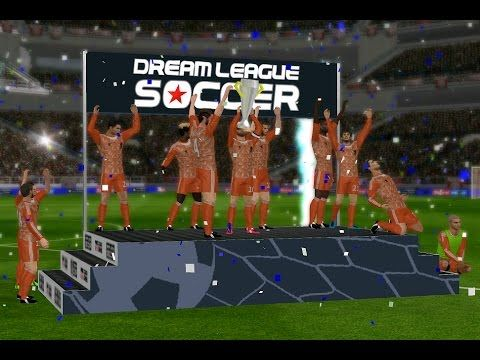 DREAM LEAGUE SOCCER #9   International Cup Final / Allstar Cup