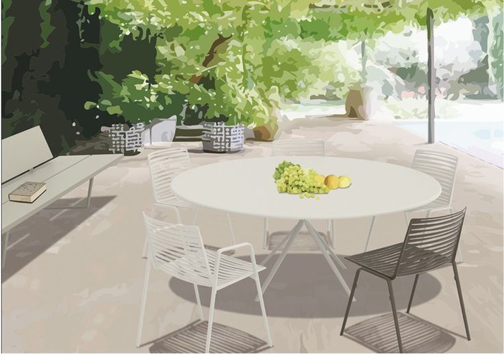 Lievore Altherr — NEW PROJECTS MILANO 2017 - outdoor projects for FAST