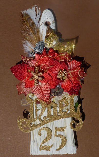 Beth Williams for the Handyman Holiday Hop. Merry Christmas!