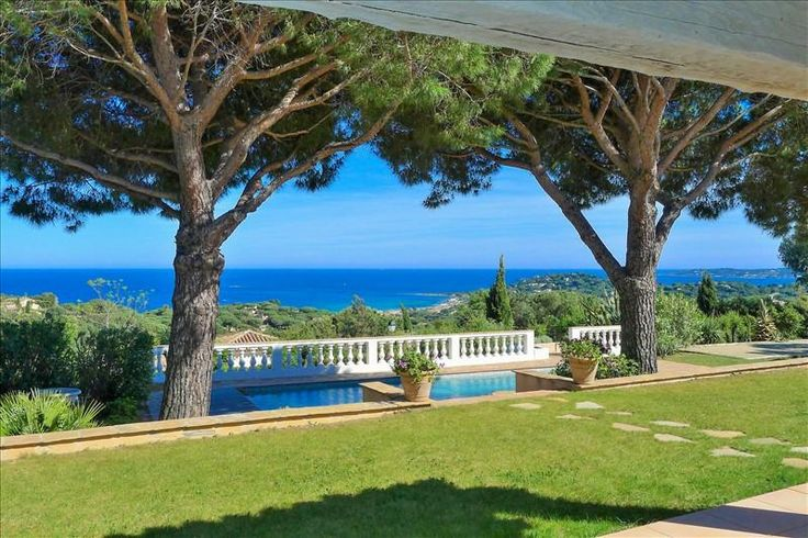 This view says more than 1000 words! #St_Maxime  For sale Sainte-Maxime, near the beaches of Nartelle, enjoying a wonderful panoramic sea view.  LUXURIOUS PROPERTY (2 houses) with heated pool, large grassed land, terraces, double garage ... https://aiximmo.ch/?p=224718  #frenchriviera #cotedazur #mallorca #marbella #sainttropez #sttropez #nice #cannes #antibes #montecarlo #estate #luxe #provence #immobilier #luxury #france #spain #monaco #miami #realestates #immobilier #