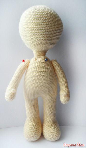Amigurumi Joints : Amigurumi, Crochet and Posts on Pinterest