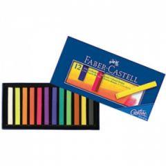 Faber Castell Creative Studio Toz Pastel Boya 12 Renk