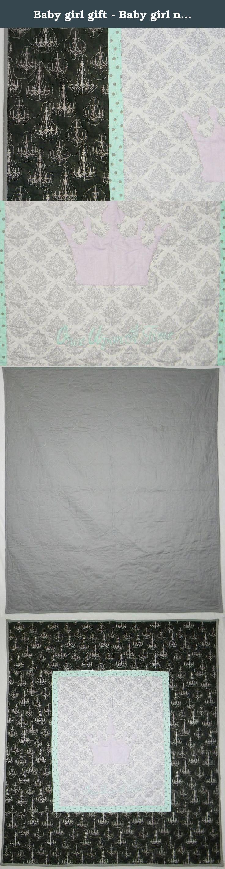 Crib size quilts for sale - Baby Girl Gift Baby Girl Nursery Bedding Item Crib Bedding Girl Homemade Baby