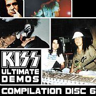 Kiss - Ultimate Demos Collection Vol 6 CD