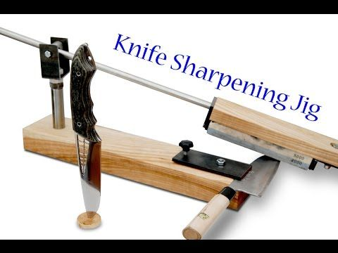 Make it - Hooked Carving Knife - YouTube