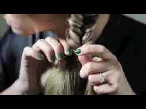 How To: Fishtail braids