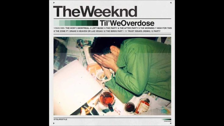 The weeknd dope remake