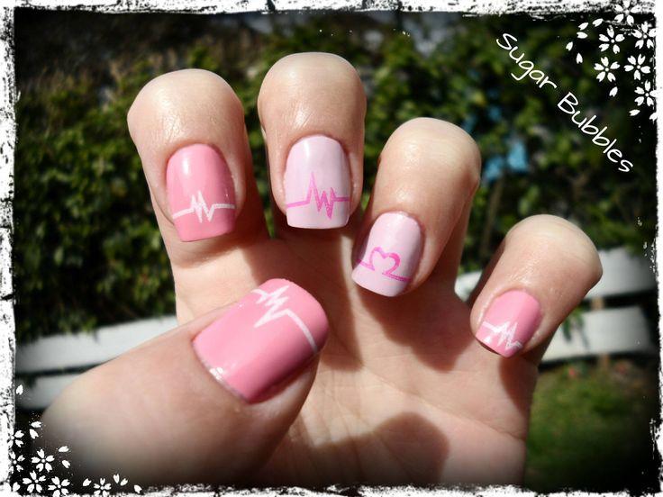 7 Best Nurses N Nails Images On Pinterest Nurse Nails Beauty And