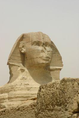 スフィンクスが東に伝わり龍として崇められるようになった?!エジプトのスフィンクスまとめ。