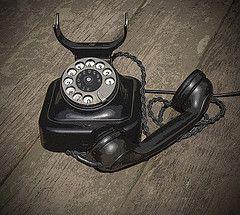 Nostalgie-Telefon (Helmut44) Tags: art germany deutschland kunst telefon nostalgie whlscheibe