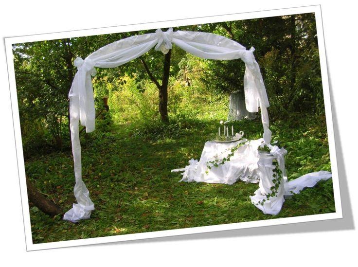 ČLÁNOK: Triky pre bezchybnú svadbu pod holým nebom