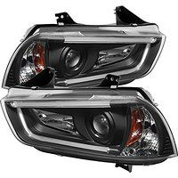 Cheap Spyder Auto (PRO-YD-DCH11-LTDRL-BK) Dodge Charger Projector Headlight sale