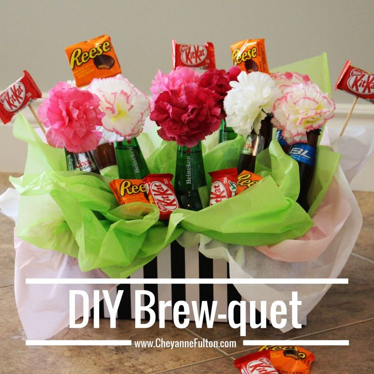Share this:A quick and easy DIY gift for beer lovers! Cheers! This is a super simple gift-basket for that special someone who really only wants one thing – a drink. That said, this DIY is just a guideline, I encourage you to customize your basket in any way you see fit. Beer? Coolers? Wine? PopRead more