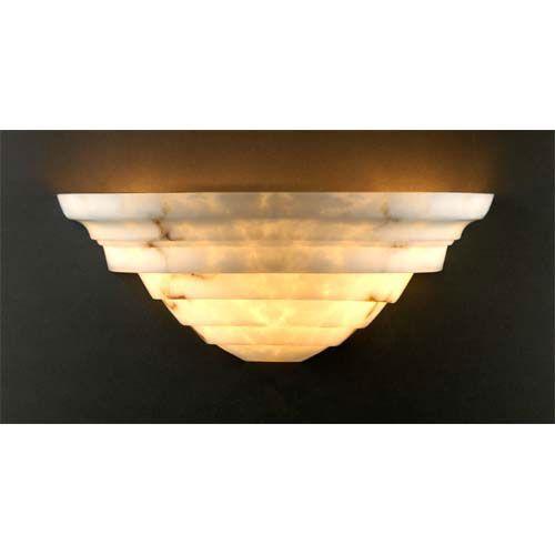 Justice Design Group LumenAria Supreme 1000 Lumen LED Wall Sconce