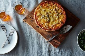 Caramelized Onion and Butternut Squash Tart  Recipe on Food52 recipe on Food52