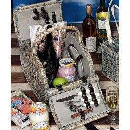Ofera-i barbatului sagetator un cos picnic 2 persoane, Camarad,  un cadou de Craciun pentru barbati dupa zodie care sa-l hraneasca in miscarea sa continua