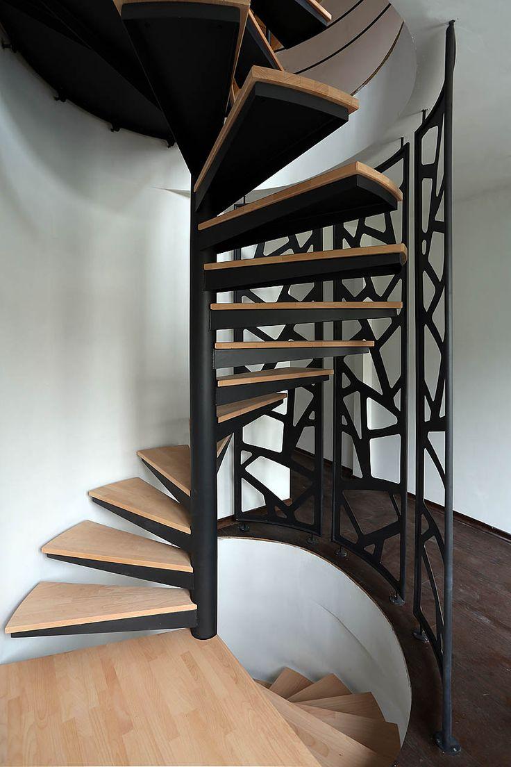 Les 160 meilleures images du tableau Escaliers Hélicoïdaux sur ...