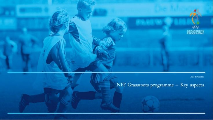 nff-grassroots-programme-alf-hansen by Scottish FA via Slideshare
