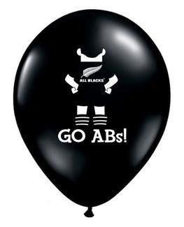 Go All Blacks Balloon