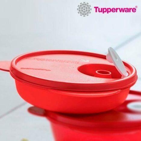 Tupperware Tigela Cristalwave 1 litro Vermelha - Quer Comprar Tupperware Online? Loja Tupperware