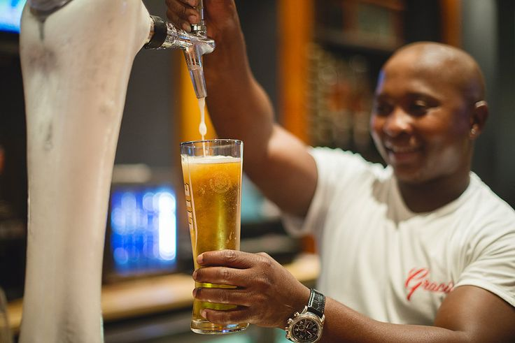 Alex loves working at Peddlars and perfecting the perfect draught. Ask him to pour you one next time you visit.