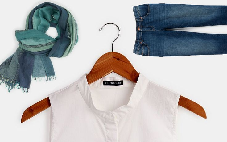Maria's Five Favorites - Eileen Fisher