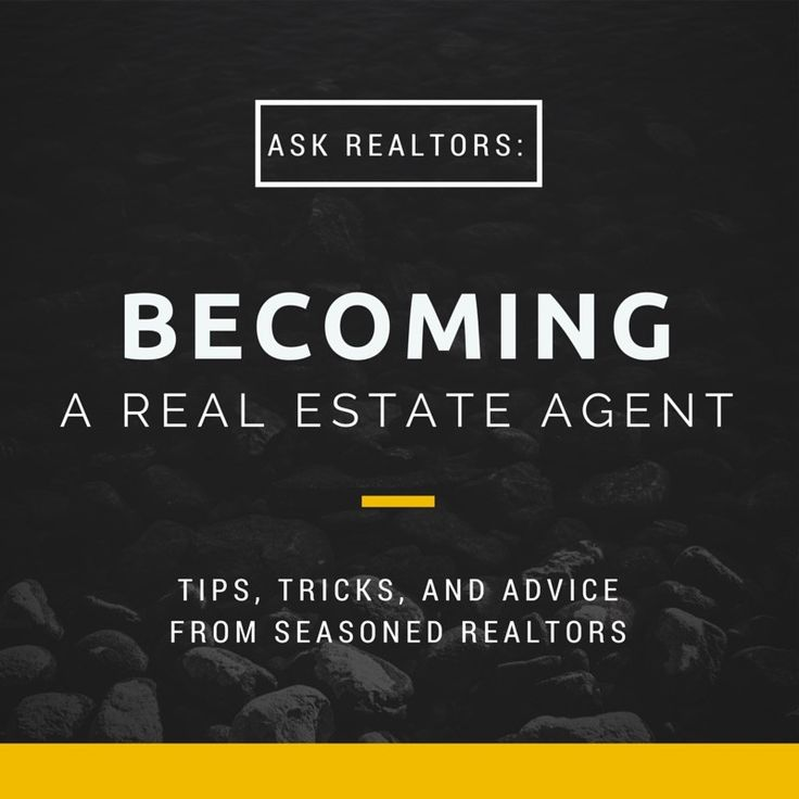 Do you have to take high school classes to be a real estate agent?