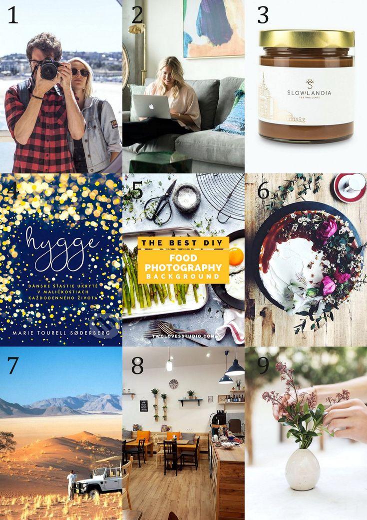 Minulý víkend som dala na mojom Instagrame(stories) veľmi záludnú a vážnu otázku, či by ste mali zájem, aby som rozšírila koláčikovské témy aj o nejaké tipy na inšpiratívnych ľudí, blogerov, fotografov, cestovateľské inšpirácie, dekorácie, keramiku a celkovo veci, ktoré ma zaujali…Tipov, nápadov mám toľko, že som sa nevedela dohodnúť sama so sebou, čo dať do...