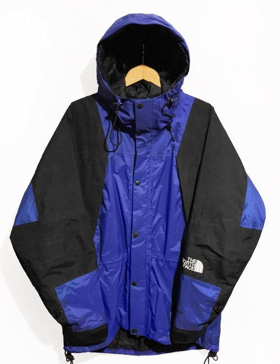 eeac036cb Vintage 90S The North Face Mountain Light Gore-tex 3-in-1 jacket ...