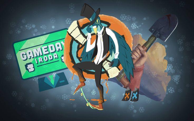 I Love GameDay Iroda and Hollywood hírügynökség.