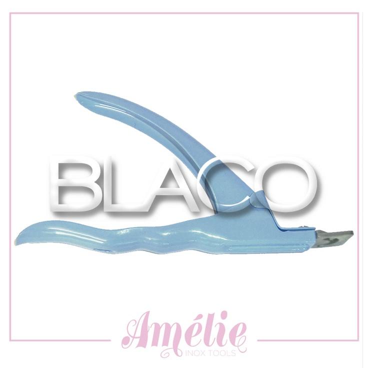 Amelie inox tools taglia tips - Azzurro