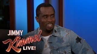 Sean Diddy Combs on Aging Hustling Hip-Hop & Stevie Wonder