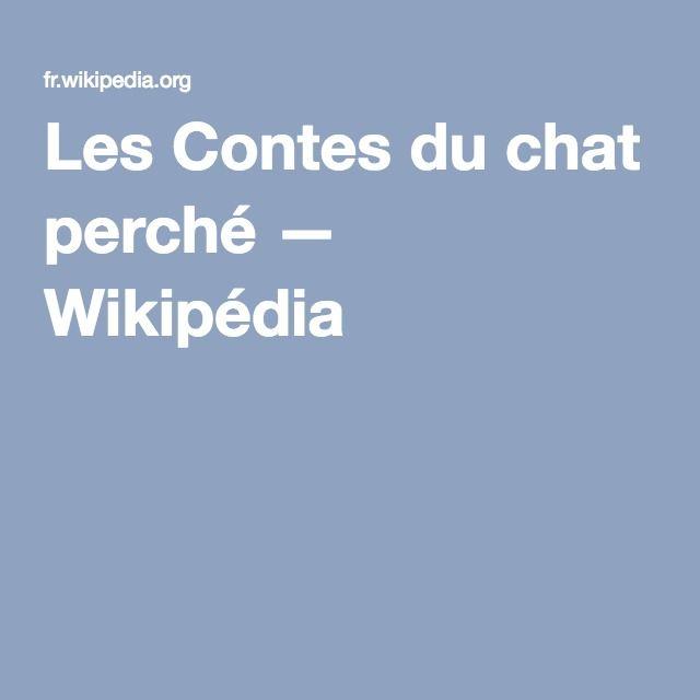 Les Contes du chat perché — Wikipédia