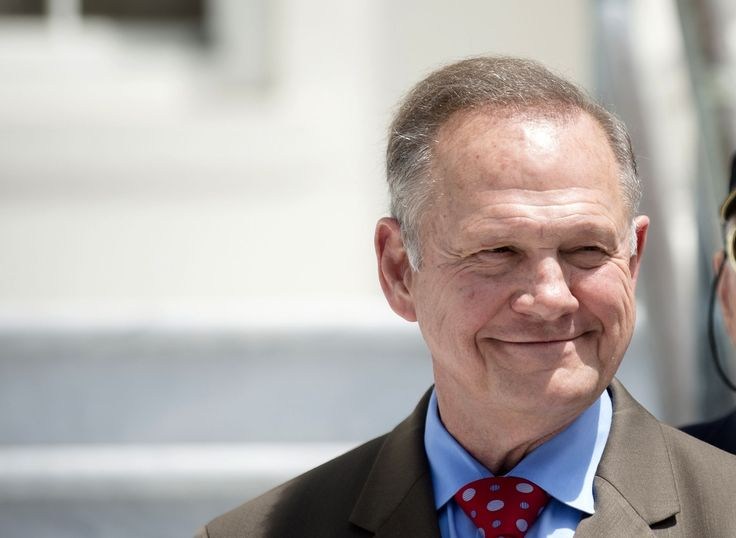 Senate ad hits Roy Moore on payments from his nonprofit