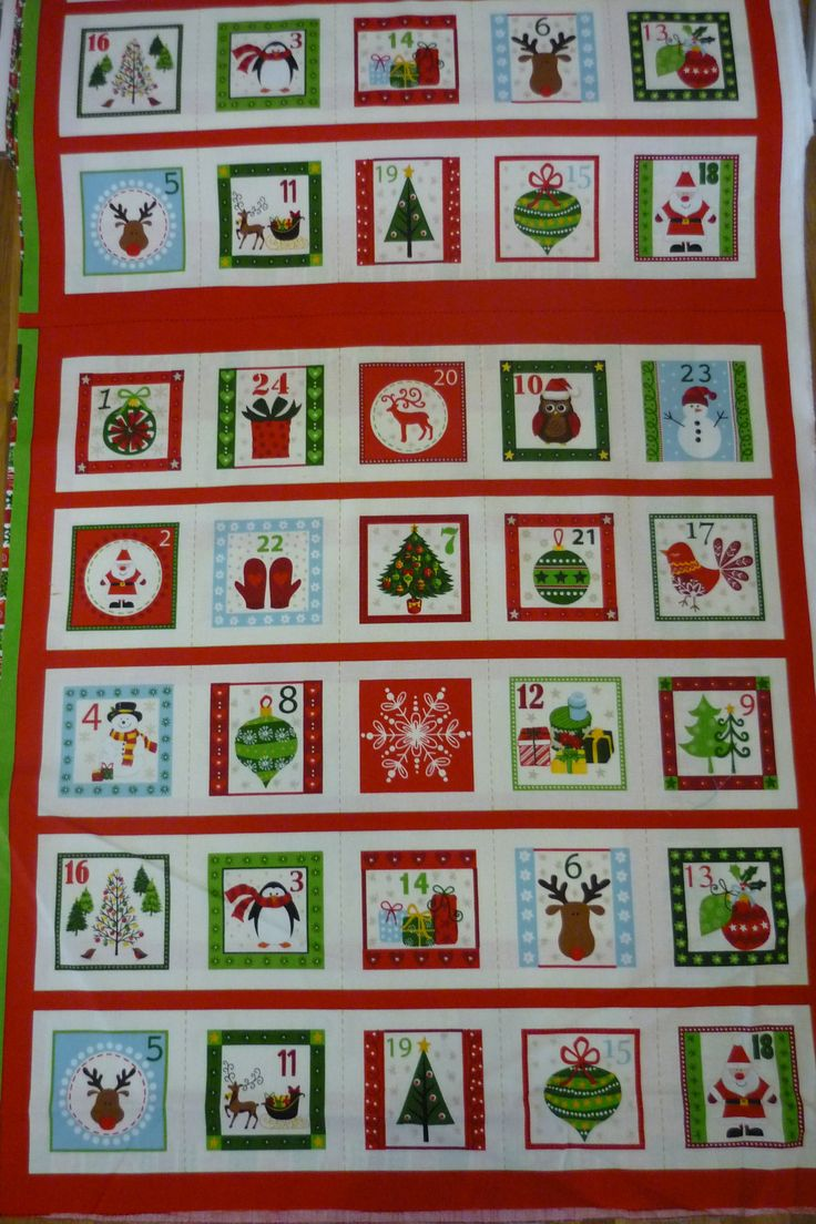 The henley studio novelty advent calendar christmas - Pinterest advent ...