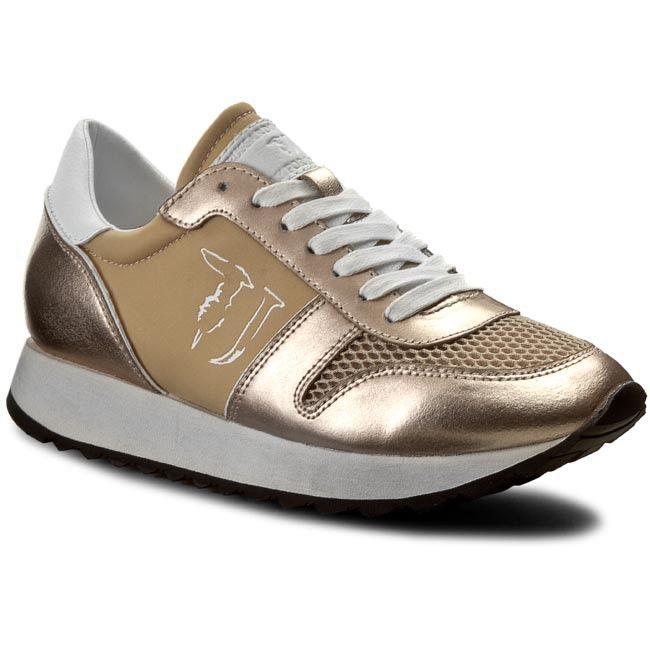 Sneakersy TRUSSARDI JEANS - 79S045XX 190