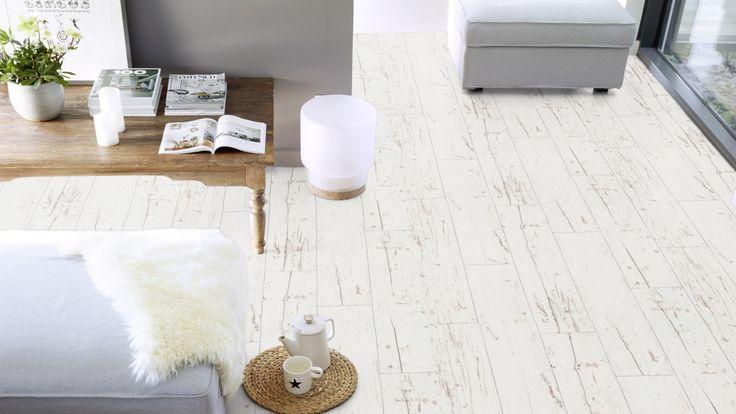 Hometown White #Gerflor #flooring #homedecor
