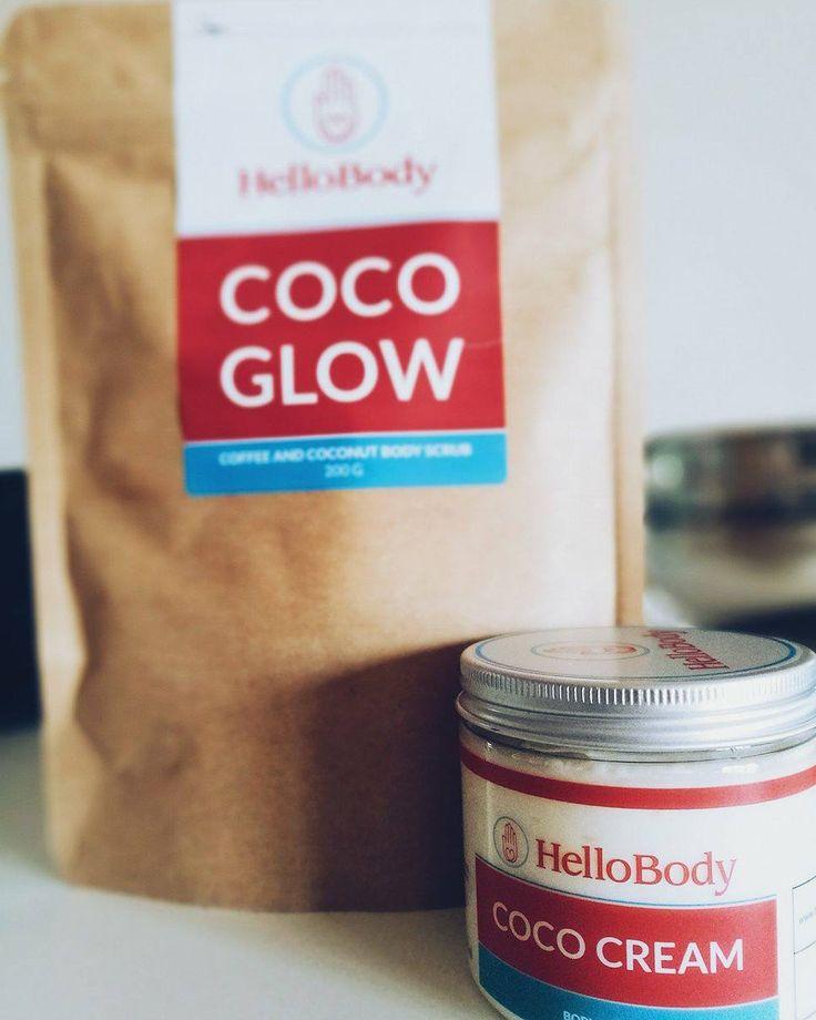 hellobody coco cream coco glow
