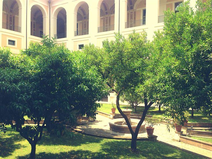Garden secret - www.bedbreakfastromare.it