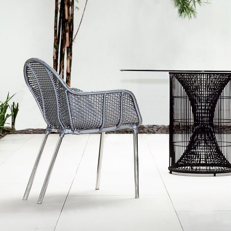 Gartentisch Amaya Ø 76 + Tischplatte Ø 137 Cm Von Kenneth Cobonpue