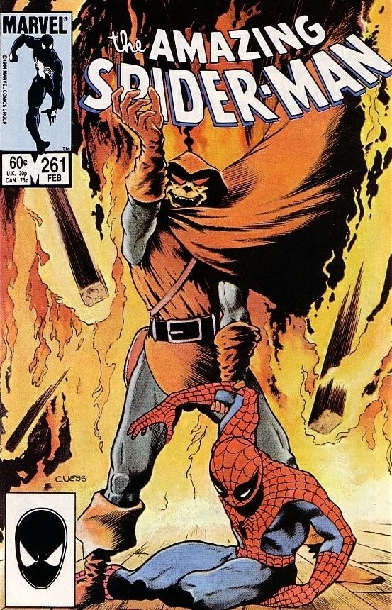 The Amazing Spider-Man #261 - February 1985