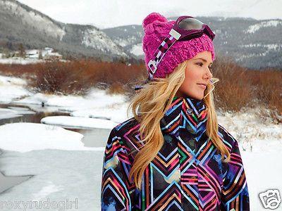 Roxy Cosmic Technical Ski Snowboard Jacket Chaqueta Esqui Multi Black RP€120 | eBay